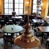 Café beneden