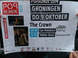 Popronde Groningen 2014